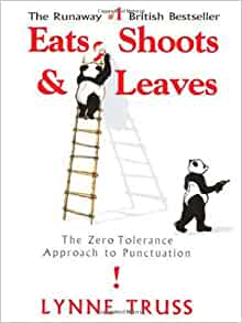 Image result for eats shoots and leaves