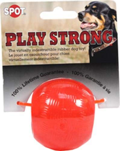 SPOT Play Strong Series | Dog Toys For Aggressive Chewers | Indestructible Dog Toys |  Chew Toys For Aggressive Dogs | Interactive Dog Toy | Dog Chew Toys For Aggressive Chewers