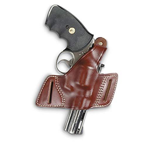 TRIPLE K 42002 420 Secret Agent Holster, Walnut Oil, Plain Finish