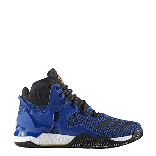 adidas Performance Herren D Rose 7 Basketballschuh Blau