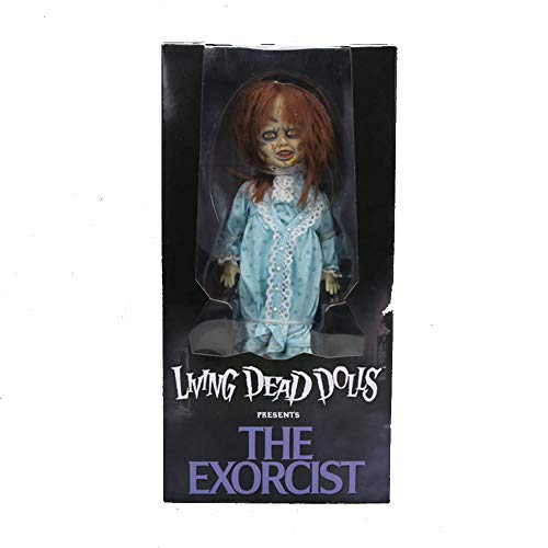 PLAYER-C Action Figurs Childs Play Good Guys Horror Doll Scary Bride of Living Dead Dolls PVC Toy ()