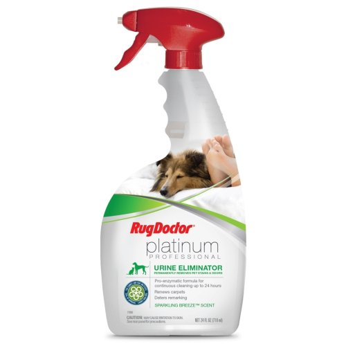 Rug Doctor Platinum Urine Eliminator Spray 24 Oz