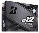 Bridgestone Golf E12 Speed Golf Balls, White