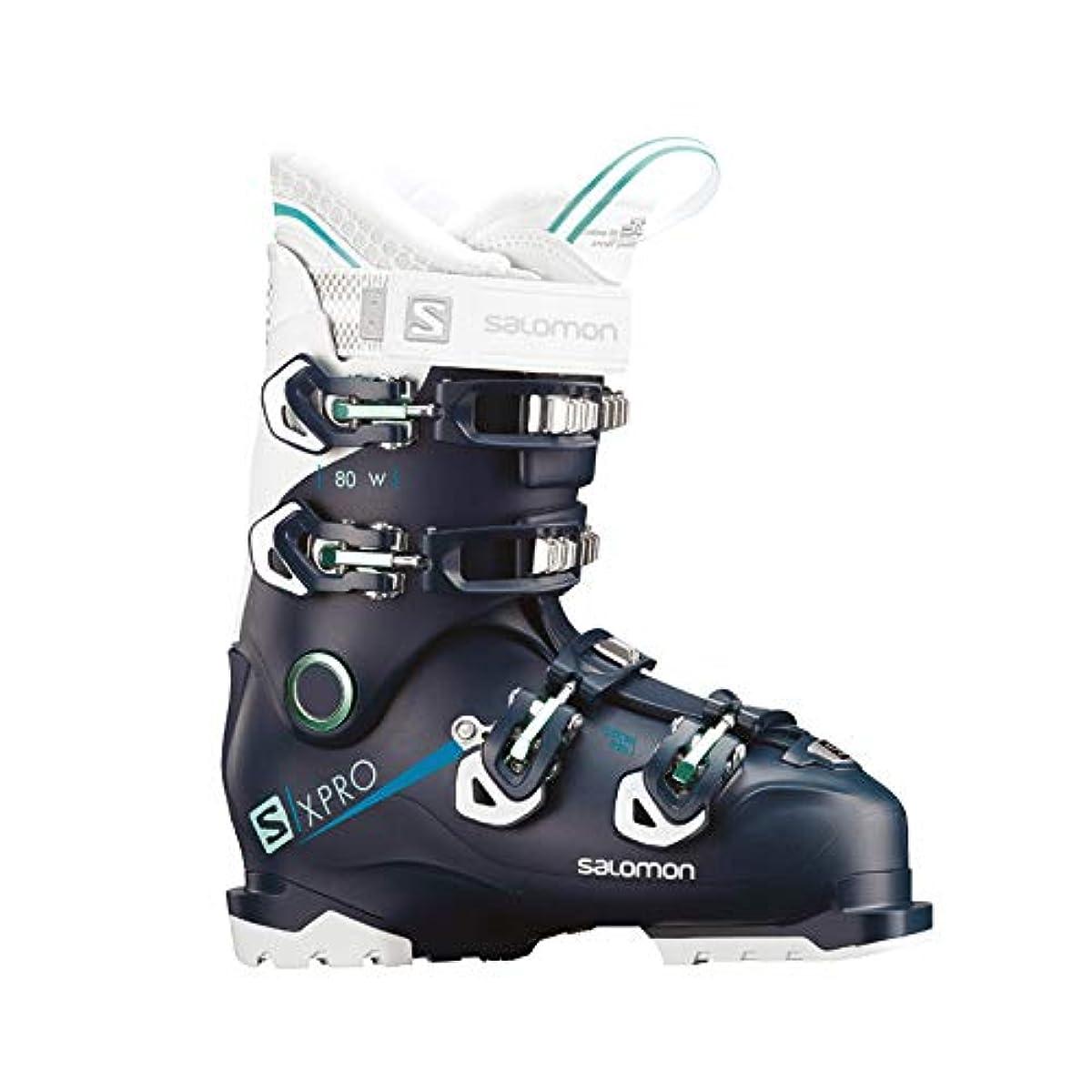 [해외] 살로몬SALOMON 스키화 레이디스 X PRO 80 W 2018-19년 모델 L40551800