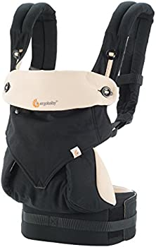 ERGObaby Four Position 360 Ergonomic Baby Carrier