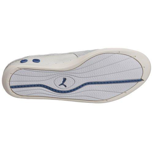 Puma Decker Slip On Damen Casual White-Barley Blue- O