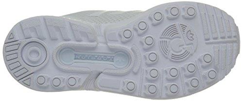 White Adidas footwear Zapatillas 0 Flux footwear Niños Blanco White Zx Para w1HwqB0