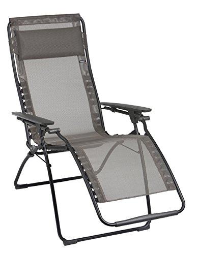 Lafuma Futura Gravity Chair Graphite