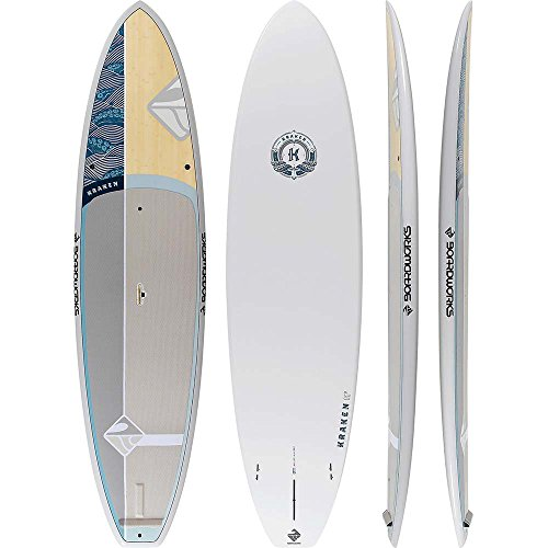 Boardworks Kraken 11 Stand Up Paddle Board Review Just