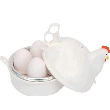 Sxuefang cocedor huevos Prácticos Utensilios De Cocina Huevo ...