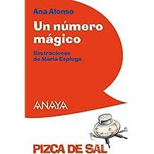 Un número mágico (Literatura Infantil (6-11 Años) - Pizca De Sal) (Spanish Edition)