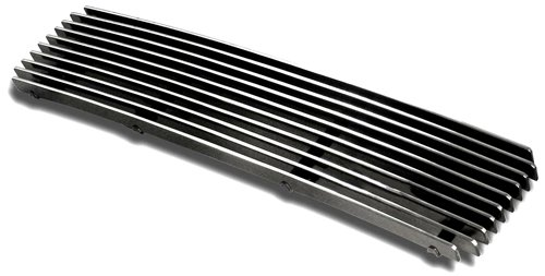 Fog Lamps Billet Grille - IPCW CWOB-05SDB Ford Super Duty Billet Bumper Grille with Fog Lamp Hole