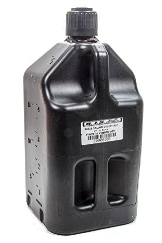 RJS Racing Equipment 20000105 Black Utility Jug ()