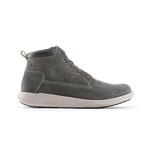 Winter Grey Dark Lumberjack Uomo Stivali Chukka Houston AzwwxqPB
