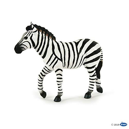 Papo Male Zebra Figure