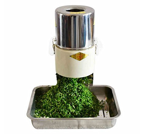TOPCHANCES Food Chopper, 200W Electric Home Full-automatic Stainless Steel Vegetable Chopper Machine...