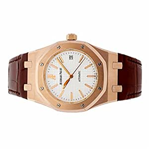 Audemars Piguet Royal Oak automatic-self-wind mens Watch 15300OR.OO.D088CR.02 (Certified Pre-owned)