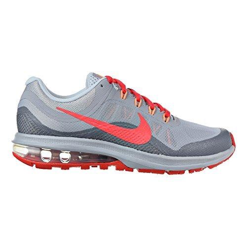 108ecdd27fe14 Nike Air Max Dynasty 2 Big Kids (GS) Shoes Wolf Grey Ember Glow 859577-002 ( 5 M US)