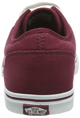 Canvas Vans Atwood Femme Low Baskets 44HfwB