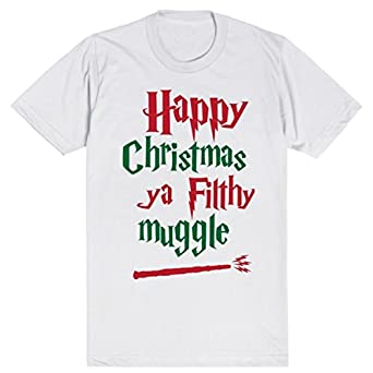 38974676 Happy Christmas Ya Filthy Muggle - Harry Potter - Home Alone ...