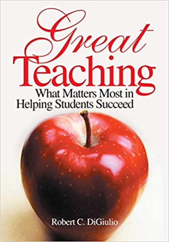 What Matters More Than Test Scores >> Amazon Com Great Teaching What Matters Most In Helping Students