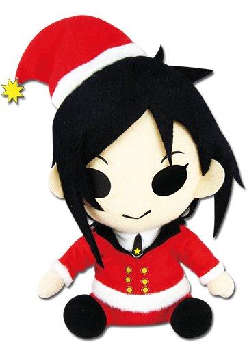 black butler sebastian michaelis christmas dress plush 6 - Black Butler Christmas