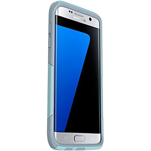 OtterBox COMMUTER SERIES Case for Samsung Galaxy S7 Edge - Frustration Free Packaging - BAHAMA WAY (BAHAMA BLUE Sales