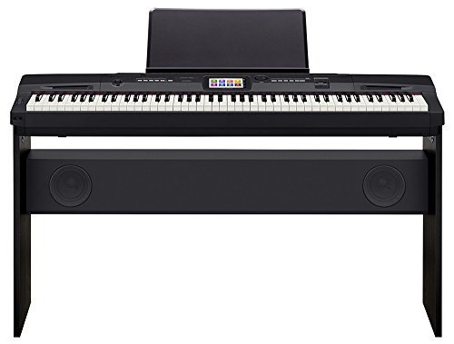 Casio Cgp 700 Digital Piano In Black With Bench Headphone