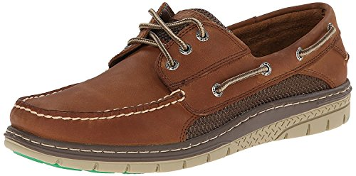 Sperry Men's Billfish Ultralite 3 Eye Slip On Loafer, Dark Tan, 12 M US from Sperry