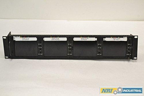 Marshall Lcd Racks - MARSHALL V-R44P QUAD 4IN LCD MONITOR UNIT RACK MOUNTABLE 12V-AC B305780