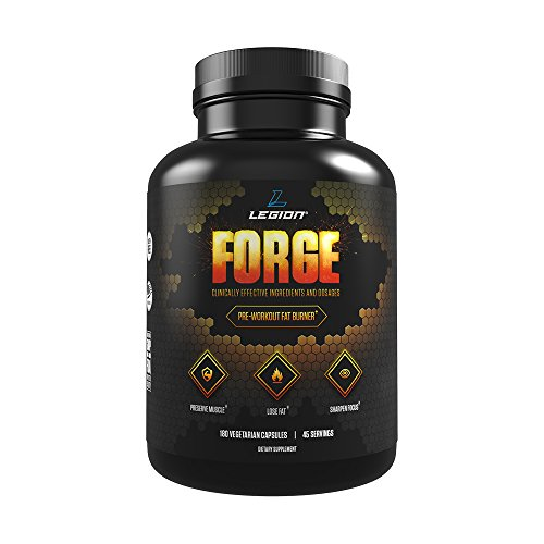 Legion Forge Belly Fat Burner product image