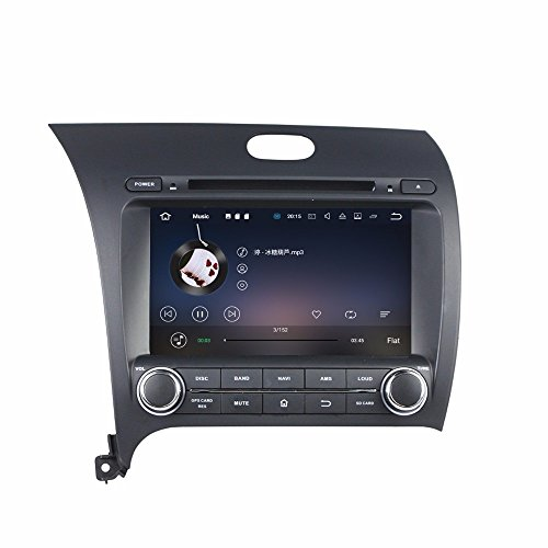 BoCID 2GB RAM Quad Core 2 din 8'' Android 7.1 Car DVD Player for Kia CERATO K3 FORTE 2013 2014 2015 2016 Car Radio Bluetooth WIFI by BoCID (Image #3)