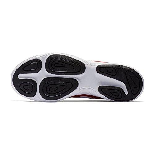 the latest 369b8 00c8e Nike Men s Revolution 4 Running Shoe Gym Red White-Team Red-Black 13