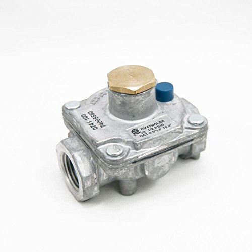 Jenn-Air 74005560 Pressure Regulator Genuine Original Equipment Manufacturer (OEM) part for Jenn-Air, Maytag, Magic Chef (Regulator Maytag)