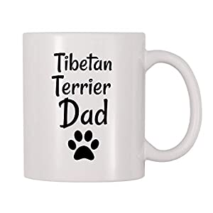 4 All Times Tibetan Terrier Dad Coffee Mug (11 oz) 26