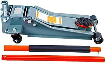 4T Jack per Auto Martinetto Idraulico Ribassato EBTOOLS Crick per Auto Idraulico Altezza di Sollevamento 160-270 mm