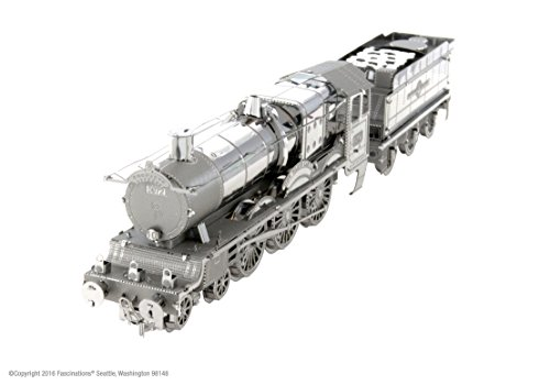 Fascinations Metal Earth Harry Potter Hogwarts Express Train 3D Metal Model Kit (Hogwarts Castle Model compare prices)