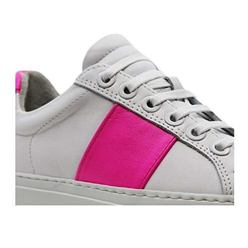 National Standard Con Banda Leather Fucsia White dBqORnr0q