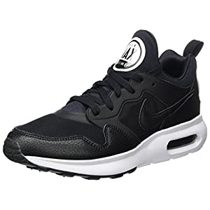 NIKE Men's Air Max Prime Black/Black/White Running Shoe 11 Men US