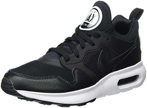 Nike Mens Air Max Prime Black Black White Running Shoe 9 Men US