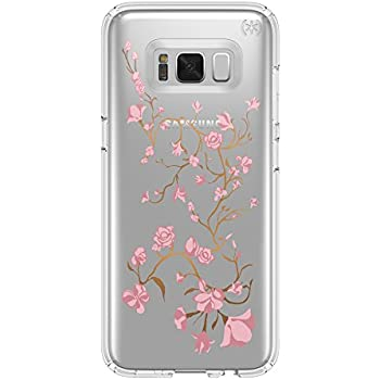 Amazon.com: Speck Products Presidio Clear + Glitter Cell ...