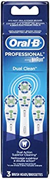 Oral-B Power Dual Clean Electric Toothbrush Head (3-Count)