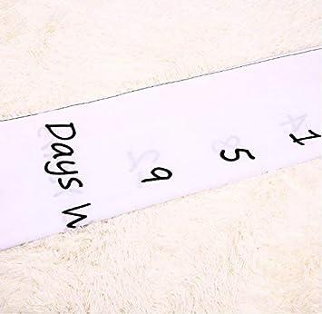 Amorar Fotografia Neonato Avvolgere FAI DA TE Neonato Fotografia Puntelli Foto Wrap Mensili Milestone Soffitto Foto Sfondo Bambino Photoshoot Accessori