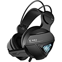Surround Sound Gaming Headset with Microphone for Xbox...