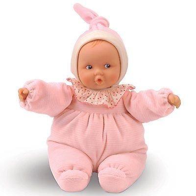Corolle mon doudou Babipouce Pink Striped (Doudou Toy Soft)