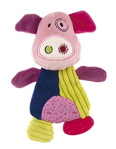 Croci Pig Plush Toy, 14 cm