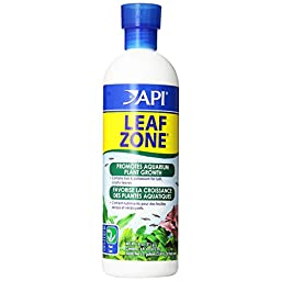 API Leaf Zone Aquarium Plant Food, 16-Ounce, by API