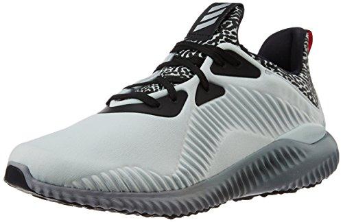 adidas Alphabounce M, Scarpe da Corsa Uomo Grigio (Gris (Gricla / Plamat / Gricla))
