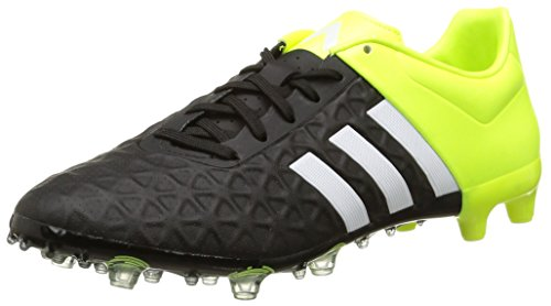 Ground adidas Hombre Botas Negro Artificial para fútbol Firm 15 Ace de Blanco 2 Lima wXBqx4Xr