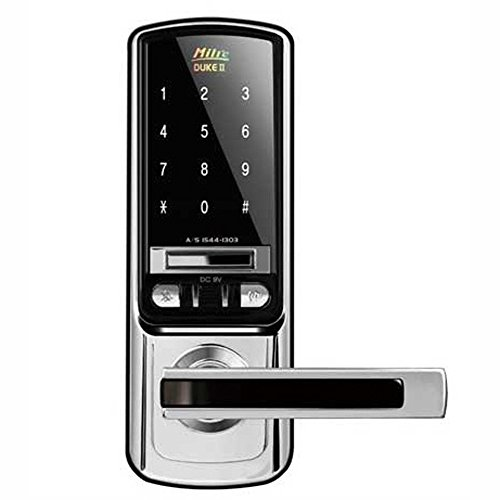 Milre MI-5000 Duke II Digital Door Lock Electronic Security